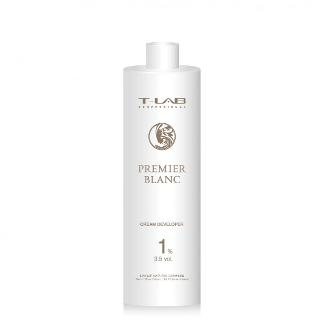 PREMIER BLANC CREAM DEVELOPER (1%, 3.5 VOL.) 1000 ML