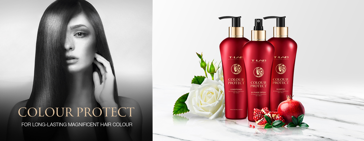 Colour Protect Collection by T-LAB Professional