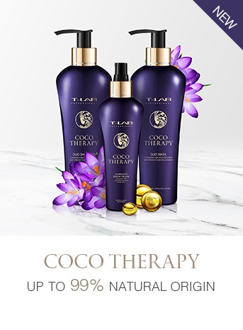 Coco Therapy Collection up to 99% Natural Origin