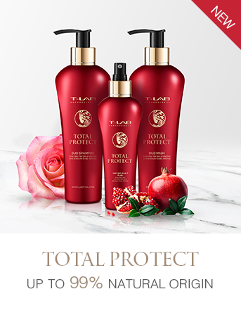 Total Protect Collection up to 99% Natural Origin